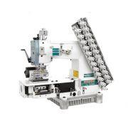 Elastiqueira 12 agulhas base cilíndrica com catraca SIRUBA VC008-12064P