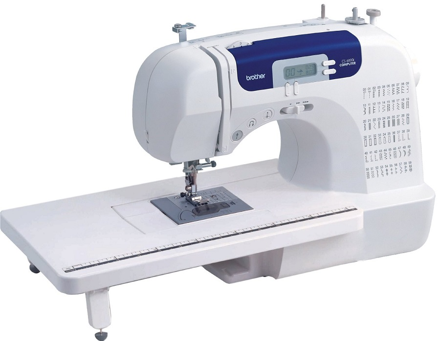 Costura doméstica BROTHER CS-6000i