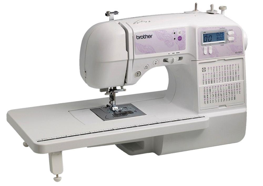 Costura doméstica BROTHER SQ-9000