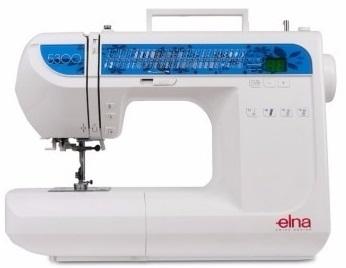 Costura doméstica ELNA 5300