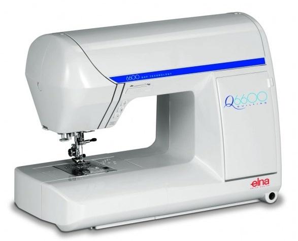 Costura doméstica ELNA 6600