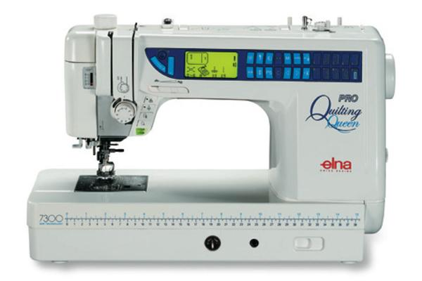 Costura doméstica ELNA 7300