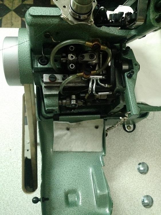 Emendar tecidos secos ou molhados NIPPON NP-306