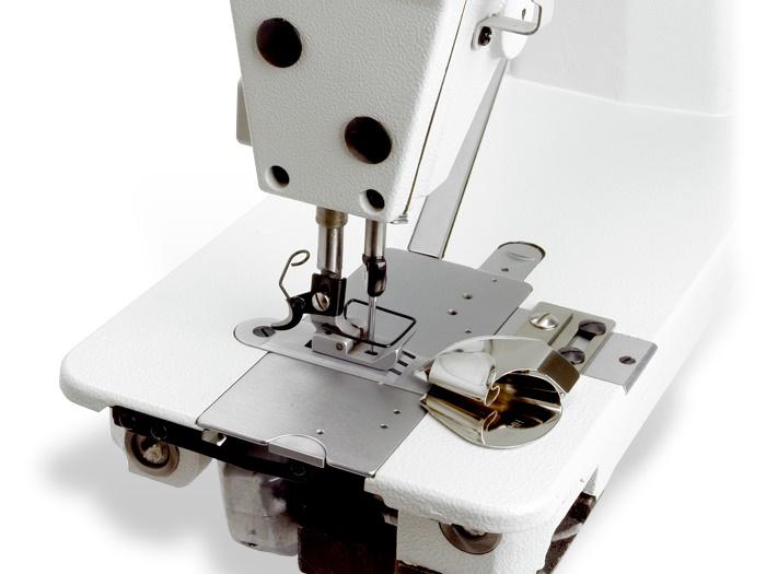 Duas agulhas ponto corrente (ombro a ombro) ZOJE ZJ-3800A-BD COM DIRECT DRIVE