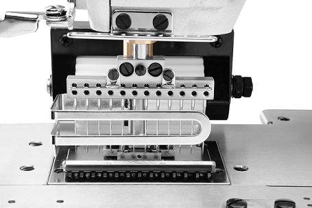 Elastiqueira 12 agulhas base cilíndrica com catraca SINGER 841D-1264P-03