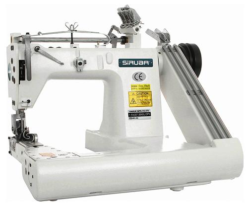 Fechadeira de braço 3 (três) agulhas SIRUBA FA007-264M-DP / XL-DP