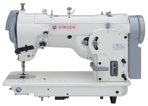 Reta e zig-zag industrial 2 e 3 pontos SINGER 457D-108M-03