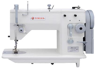 Reta e zig-zag 2 pontos com lubrificação automática SINGER  20U-609-03