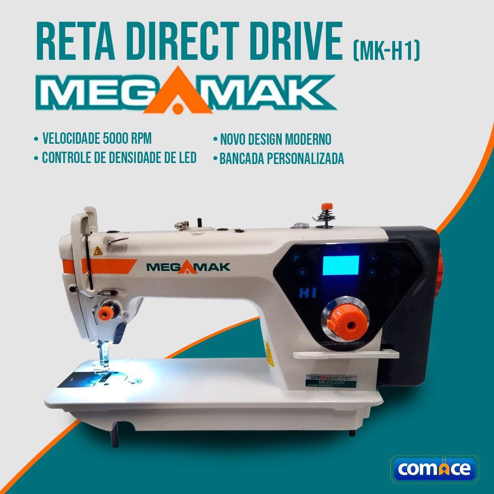 Reta Direct Drive H1 MegaMak
