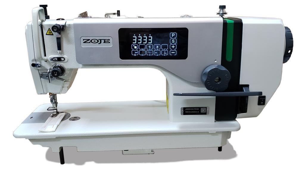 Reta Eletrônica Com Direct Drive ZOJE A8000- D4-TP Lançamento