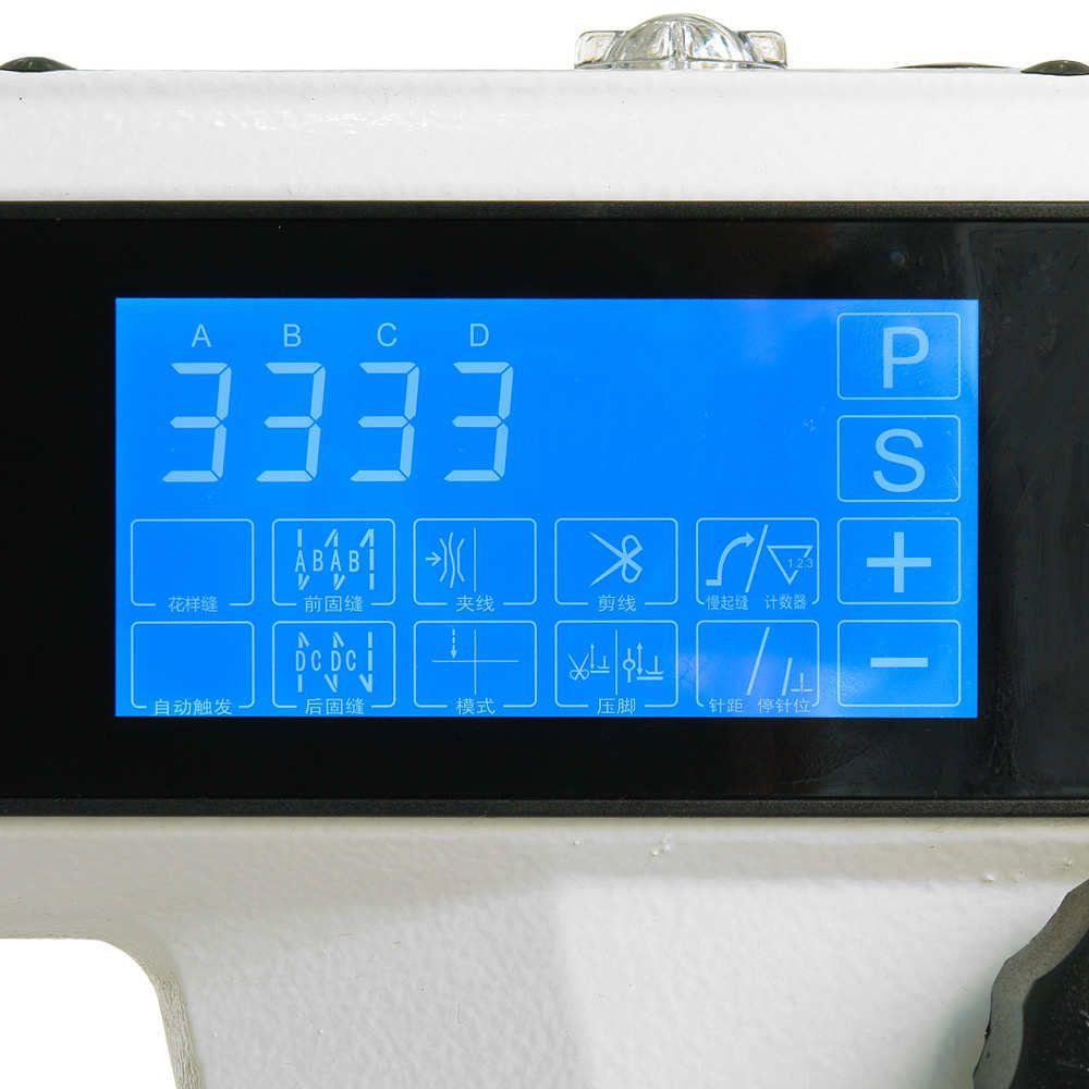 Reta Eletrônica com Motor Direct Drive ZJ-800E-D4J-TP