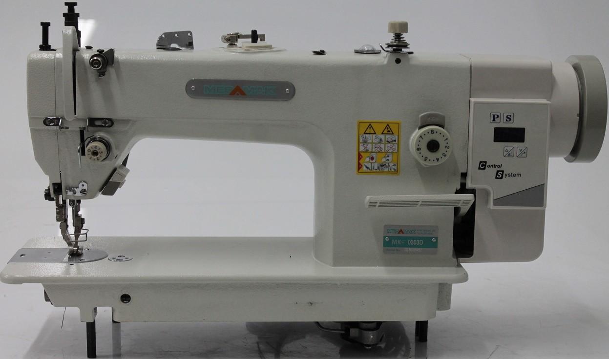 Reta transporte duplo com direct drive MEGAMAK MK-0303D