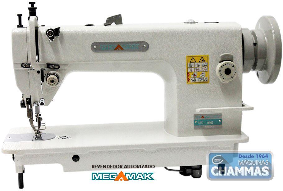 Reta transporte duplo com motor comum MEGAMAK MK-0303