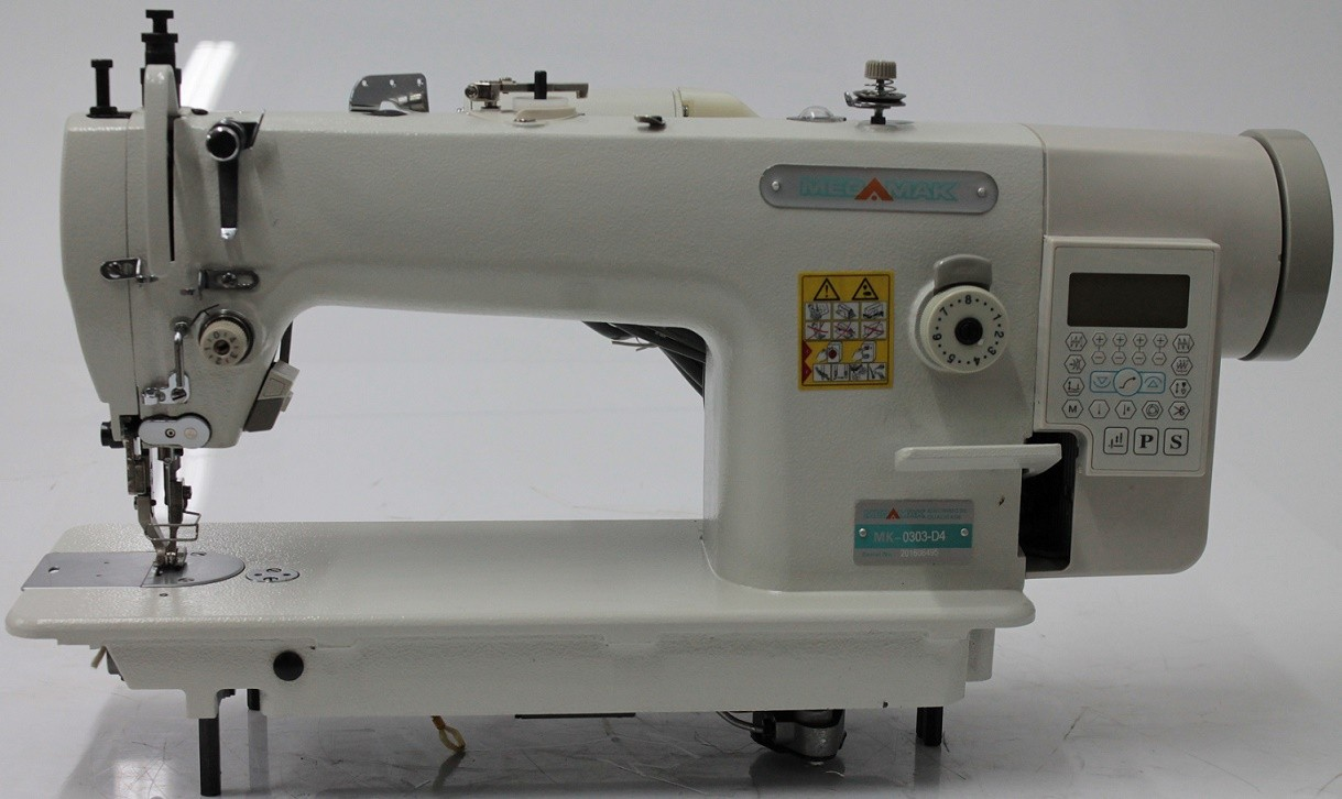 Reta transporte duplo eletrônica MEGAMAK MK-0303-D4