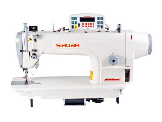 Reta eletrônica com direct drive SIRUBA DL-7000-B(M ou H)1-13