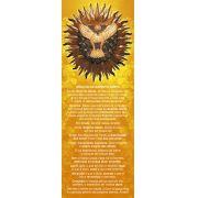 Vinde Espírito Santo, santinho, marcador de página, pacote com 100 unidades