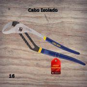 Alicate Bomba D´Água 16'' Irwin Vise Grip 2078516 Cabo isolado