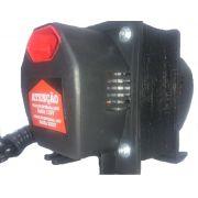 Auto Transformador de voltagem c/ Protetor Térmico 2000 VA Bivolt ECP Luf-Lux