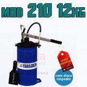 Bomba Balde Para Graxa 12k Mod.210 Yamaguchi