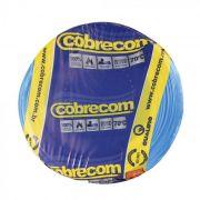 Cabo Flexível Azul 100m 6,0mm Cobrecom