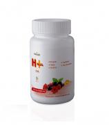 Chá Hinode Bebida Sabor Frutas Vermelhas 150g em Pó Diurético e Controlador de Peso