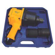 Chave Impacto  Pneumática / Parafusadeira 3/4 Pol 4200 RPM Puma AT-6608T com Maleta
