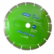 Disco Diamantado Pro Segmentado 230mm X 22,23mm 9 Polegadas Norton