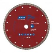 Disco Diamantado Pro Turbo 230mm X 22,23mm 9 Polegadas 6650 rpm Norton