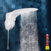 Ducha Duo Shower Turbo Eletrônica Redonda Lorenzetti 127v 5500w