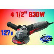 Esmerilhadeira Angular Elétrica 4. 1/2 9004 830w Skil 127v