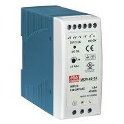 Fonte Chaveada 110-220v/24v 2,5 Amp MDR 60-24 Metaltex