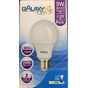 Lâmpada Led 9w Galaxy