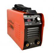 Máquina de Solda Fonte Inversora Twi-180 Bivolt Terra 160a