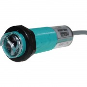 Sensor Fotoeletrico PMD-40DP 10-30VDC PNP C/Cabo M18 Metaltex