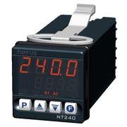 Temporizador Programável Microp. NT240-RP 24 VCA/VCC Novus