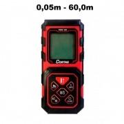Trena / Medidor Profissional de Distância Laser Mdc 60 Cortag