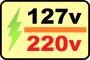 Filtro de Linha / Protetor 5 Tomadas Anti-Chamas 2P+T Preto Ilumi Bivolt