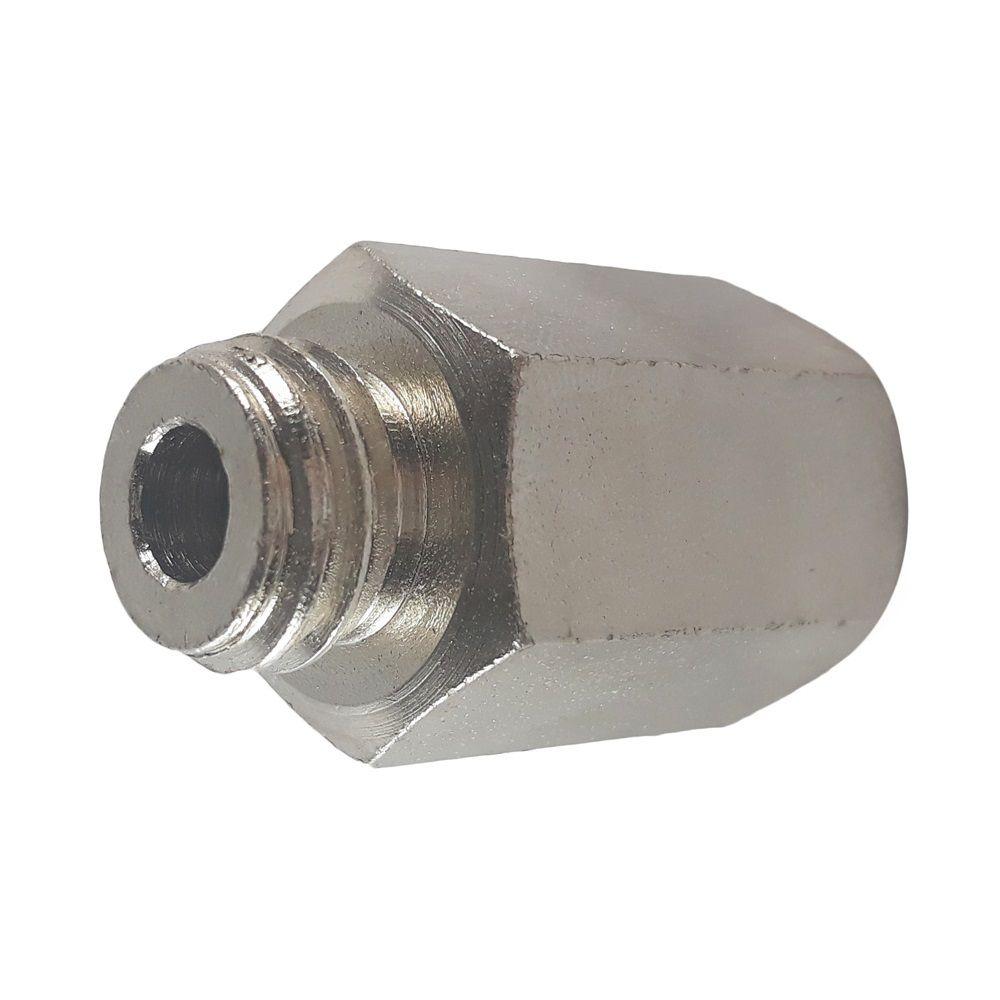 Adaptador de Boina Para Lixadeira e Politriz M14 x 5/8 Schweers