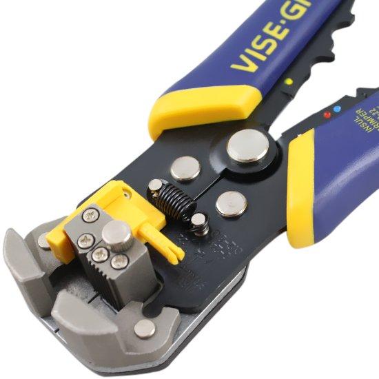 Alicate Eletricista Desencapador de Fios 8 pol VISE GRIP irwin 2078300