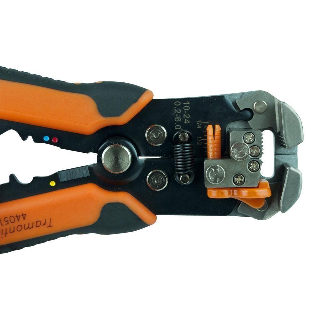 Alicate Desencapador / Decapador de Fios 8P Automático Profissional 44051/108 Tramontina