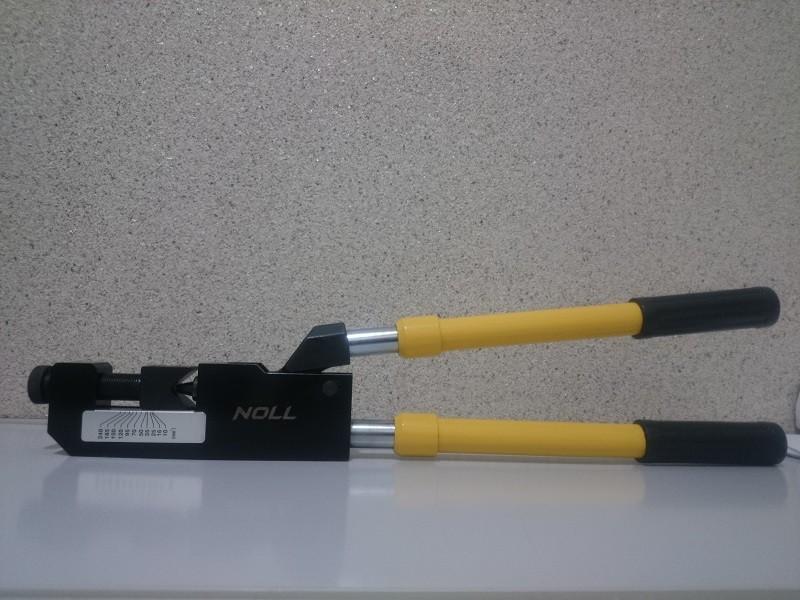 Alicate para Compressão de Terminais 10 - 240mm² Noll