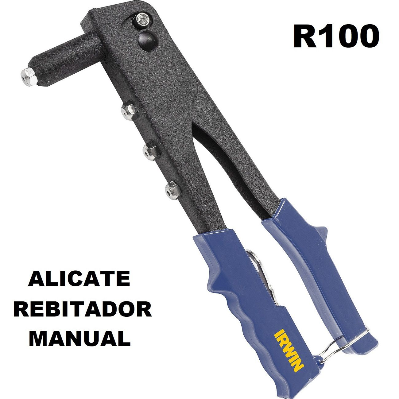 Alicate Rebitador Manual R100 1886980 Irwin