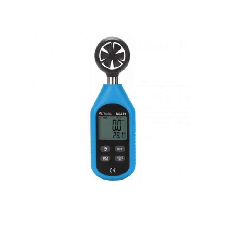 Anemômetro Digital MDA-01 Minipa