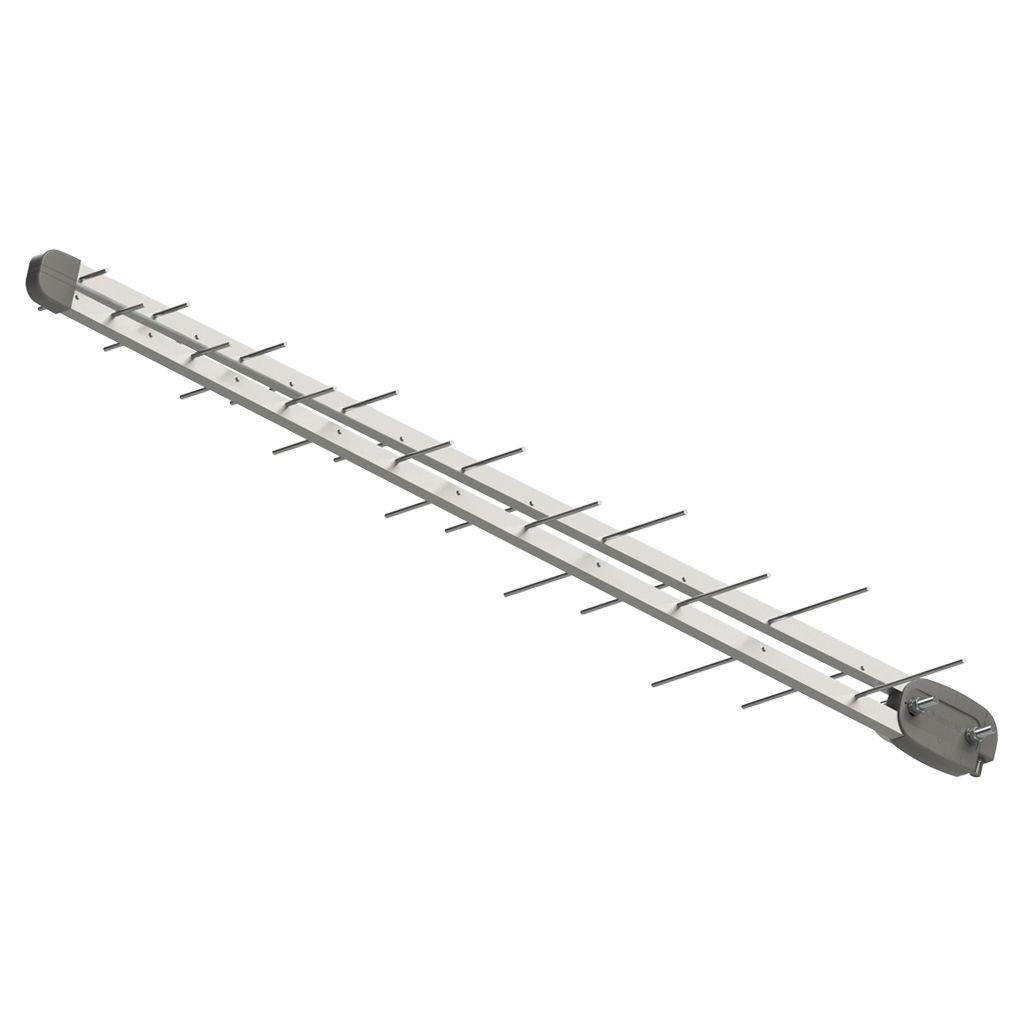 Antena externa Log 28 elementos UHF, Digital, HDTV – Sinal Antenas SL-2800 PLUS