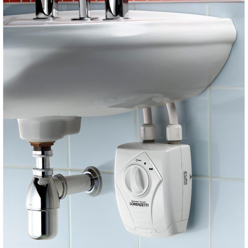 Aquecedor De Água Lorenzetti 6800w 220v Versátil