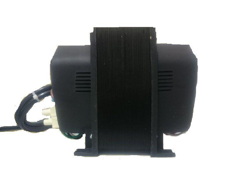 Auto Transformador de voltagem c/ Protetor Térmico 5000 VA Bivolt ECP Luf-Lux
