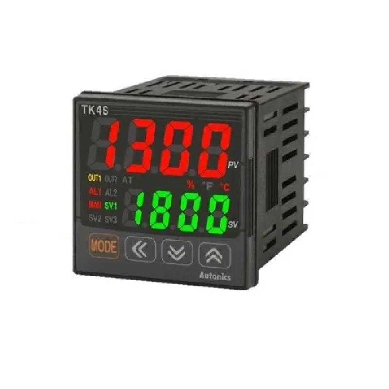 AUTONICS CONTROLADOT TEMP. TK4S-14RN 100...240V