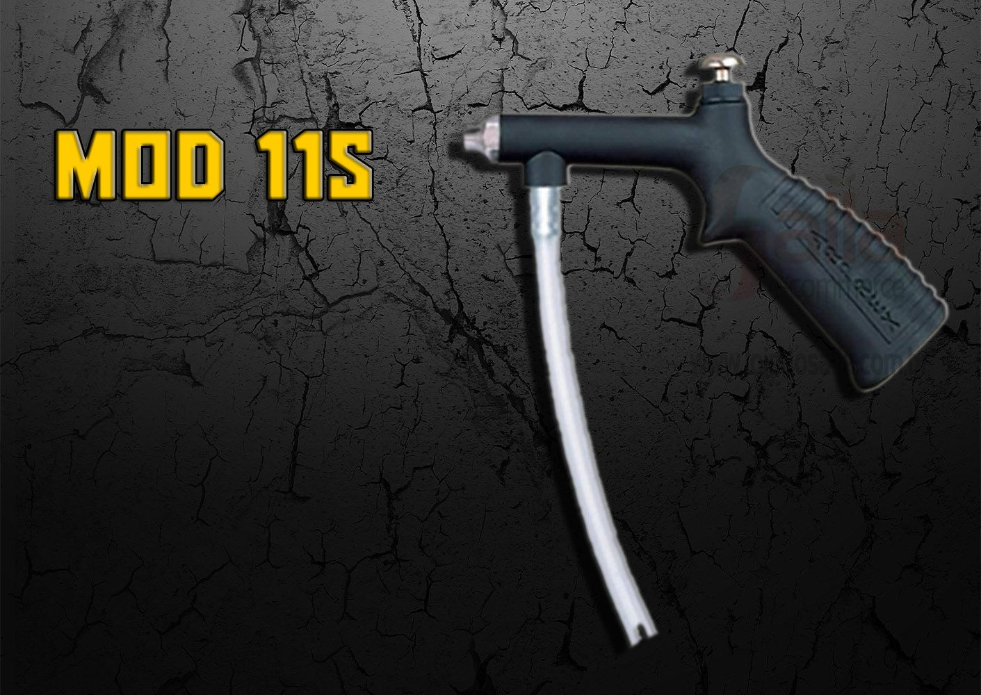 Bico de Ar / Pistola de Pulverização Mod 11S Arprex