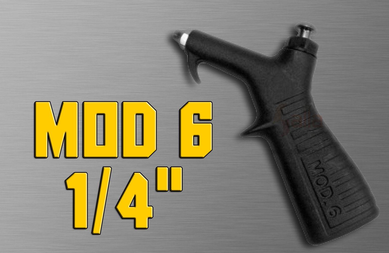Bico de Ar para Limpeza / Pistola 1/4 Pol Mod. 6 Arprex