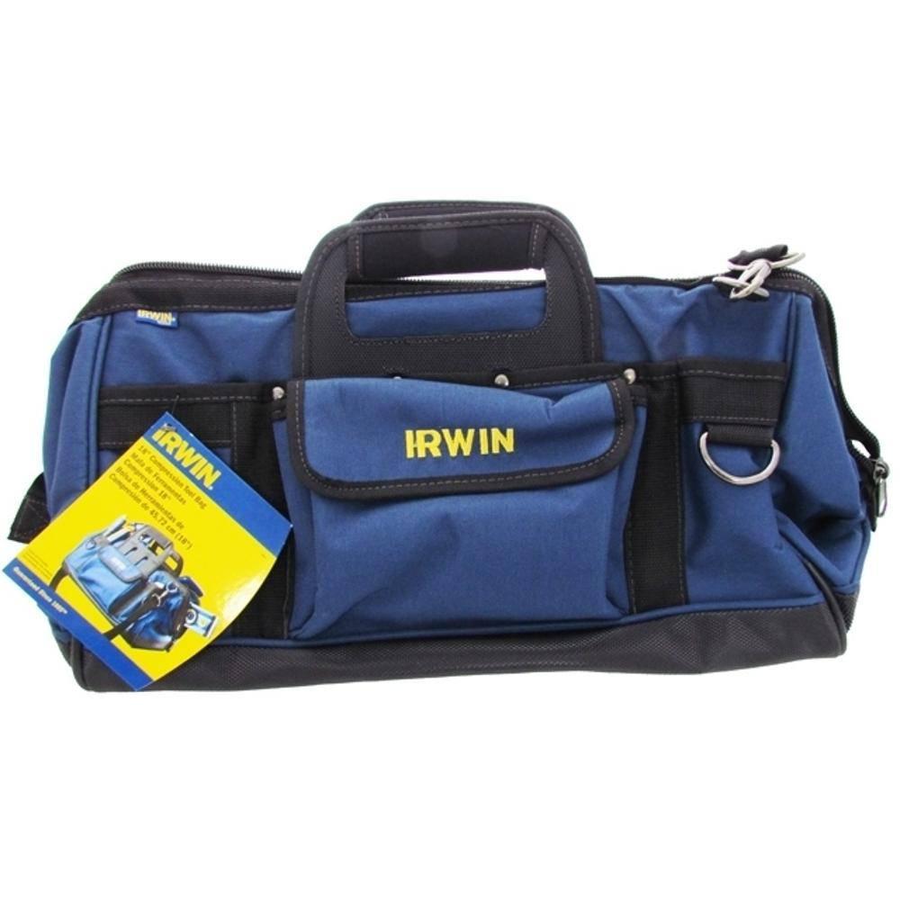 Bolsa / Mala De Ferramentas 18 Pol Compression 21 bolsos IW14081 Irwin